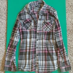 NWOT Plaid Flannel